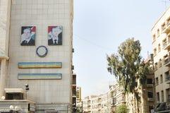 大马士革,叙利亚- 2010年1月14日 免版税库存图片
