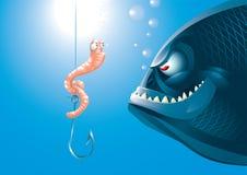 大鱼 免版税图库摄影