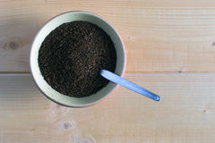大麦Cofee 免版税库存照片