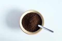 大麦Cofee 免版税库存图片