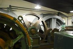大齿轮 免版税库存图片