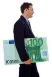 大货币 库存照片