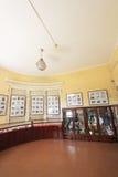 大叻市保大帝颐和园在越南 库存照片
