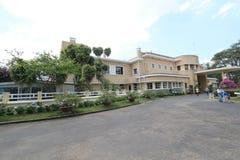 大叻市保大帝颐和园 免版税图库摄影
