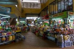 大叻市场 免版税库存图片