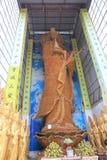 大叻市Linh Phuoc塔 免版税库存照片