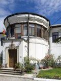 大主教管区在Ramnicu Valcea,罗马尼亚 库存图片