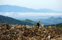 大叻,越南9月05日 免版税库存图片