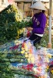 大叻,越南9月05日 免版税库存照片