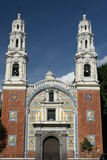 天主教教会墨西哥 库存照片