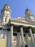 天主教教会希腊 库存照片