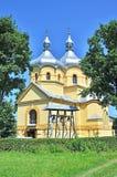 天主教教会希腊 图库摄影