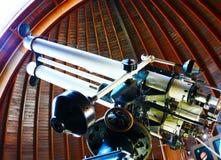 天体望远镜 库存图片