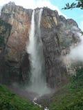 天使下跌tadvantur移动的委内瑞拉 免版税库存照片