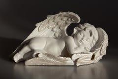天使休眠 库存照片