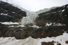 天使冰川 库存图片