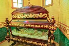 天使加百利教会 库存照片