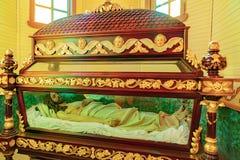 天使加百利教会 免版税图库摄影