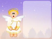 天使合唱  库存照片