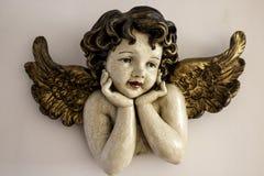 天使善良 免版税库存照片