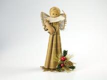 天使圣诞节形象 库存照片