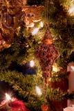 天使圣诞节 免版税库存图片