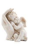 天使形象 库存照片