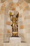 天使战士 免版税库存照片
