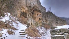 天使报喜节修道院,塞尔维亚 免版税库存图片