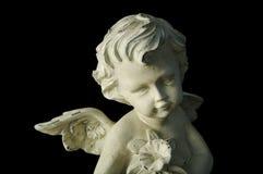 天使接近  图库摄影