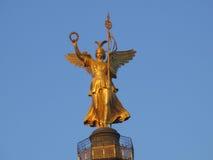 天使柏林 免版税库存照片