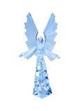 天使水晶 库存图片