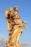 天使祝福 免版税库存图片