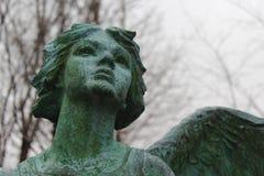 天使表面 库存照片