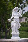 天使雕塑 库存图片