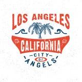 天使洛杉矶加利福尼亚城市 免版税库存图片