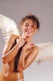 天使b 库存图片