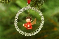 天使chrismas 库存图片