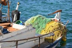 今天在海钓鱼 免版税库存图片
