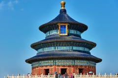 天坛北京中国北京中国 免版税库存图片