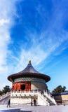 天坛在北京 库存图片