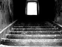 天堂台阶 免版税库存图片