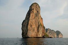 天堂海岛在泰国 库存图片