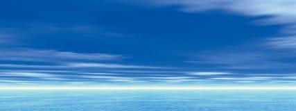 天堂海运 库存照片
