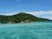 天堂热带海岛, Coron,菲律宾 免版税库存照片