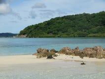天堂热带海岛, Coron,菲律宾 免版税库存图片