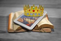 天堂的王国 免版税库存图片