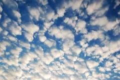 天堂般的天空 库存照片
