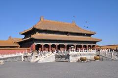 天堂般的宫殿纯度 免版税图库摄影