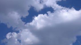 天堂般的软的多雨云彩 影视素材